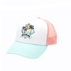 Animal Sunnyside Trucker - Misty Green