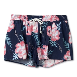 Animal Pippa Shorts - India Ink Blue