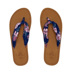 Animal Cilla Flip Flop - Toffe Apple Brown