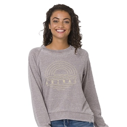 Animal Lamu Sweatshirt - Cinder Grey