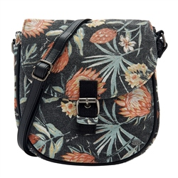 Animal Cori Bag - Raven Black
