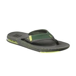 Reef Fanning Low Flip Flops - Lime