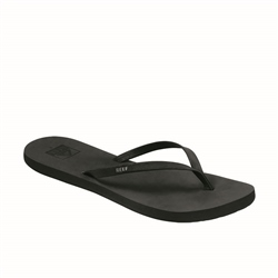 Reef Bliss Nights Flip Flops - Black