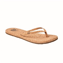 Reef Bliss Summer Flip Flops - Cork