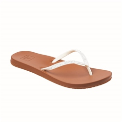 Reef Cushion Bounce Stargazer Flip Flops - Cloud