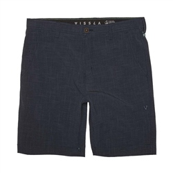 Vissla Fin Rope Hybrid Walkshorts - Midnight