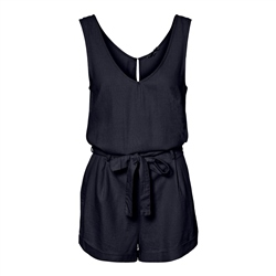 Vero Moda Helen Milo Playsuit - Night Sky