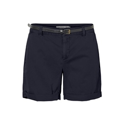 Vero Moda Flash Chino Shorts - Night Sky