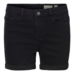 Vero Moda Hot Seven Denim Short - Black