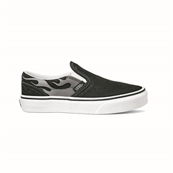 Vans Classic Slip On - Black & White