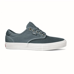 Vans Chima Furguson Pro Shoe - Mirage Blue & White