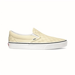 Vans Classic Slip-On - White Checkerboard