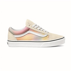 Vans Old Skool Shoe - Aura Shift & White