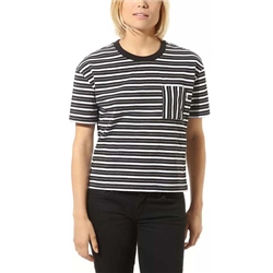 Vans Mini Check Top - Black