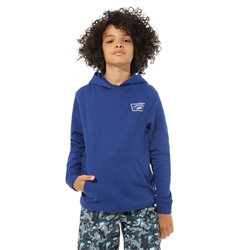 Vans Full Patched Boys Hoody - Sodalite Blue & Shark Camo