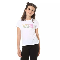 Vans Aura Baby Girls T-Shirt - White
