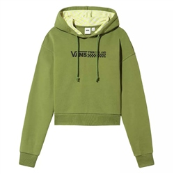 Vans Turvy Strait Out Hoody - Calla Green
