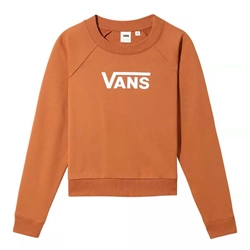 Vans Flying V FT Boxy Sweatshirt - Adobe