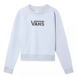 Vans Flying V FT Boxy Sweatshirt - Zen Blue