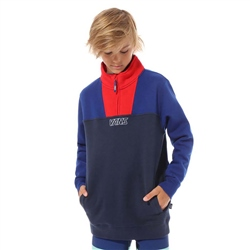 Vans QZP Boys Sweatshirt - Dress Blues