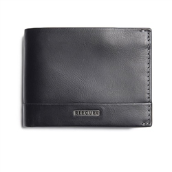 Rip Curl Horizons Leather Wallet - Black