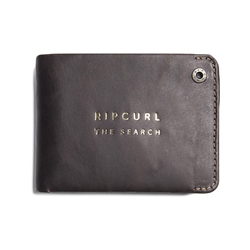 Rip Curl Supply Leather Wallet - Brown