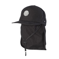 Rip Curl Wetty Surf Cap - Black