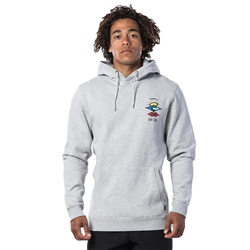 Rip Curl Search Icon Hoody - Cement