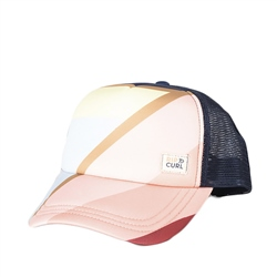 Rip Curl Sunsetters Trucker Cap - Dark Blue