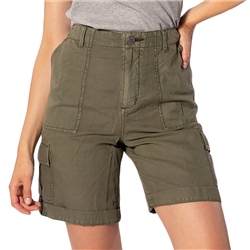 Rip Curl Oasis Muse Cargo Walkshorts - Ivy Green