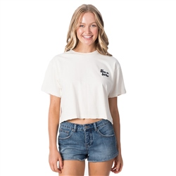 Rip Curl Keep On Surfin T-Shirt - Bone