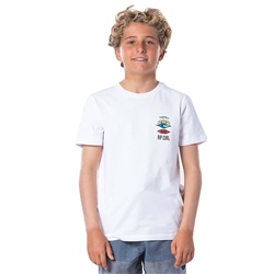 Rip Curl The Search T-Shirt - White