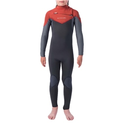 Rip Curl Dawn Patrol 3/2mm Wetsuit - Orange (2020)