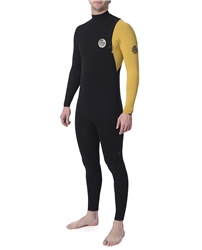Rip Curl Ebomb 3/2mm Wetsuit - Yellow (2020)