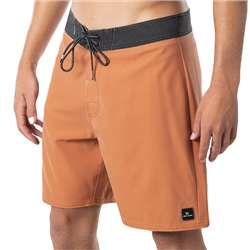 Rip Curl Pig Core Boardshorts - Terracotta