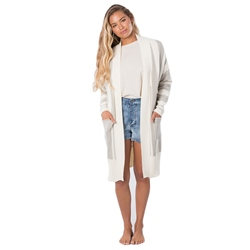 Rip Curl The Nomadic Cardigan - Off White