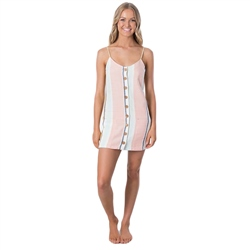 Rip Curl Sunsetters Stripe Dress - Multi
