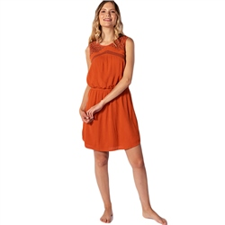 Rip Curl Sweet Thing Dress - Ice Tea