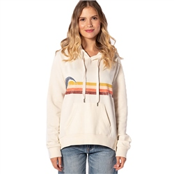 Rip Curl Last Waves Hoody - Bone