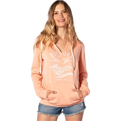 Rip Curl Oasis Muse Hoody - Peach Nectar