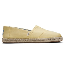 Toms Alpargata Slip On - Yellow