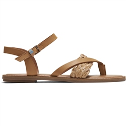Toms Lexie Sandal - Natural