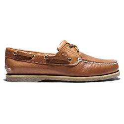 Timberland Classic Boat Shoe - Saddle English Tudor