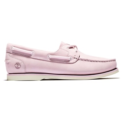 Timberland Classic Unlined Boat Shoe - Light Lilac