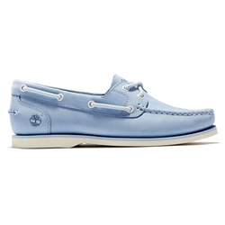 Timberland Classic Unlined Boat Shoe - Powder Blue