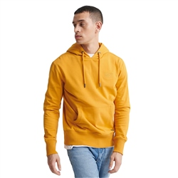 Superdry Denim Goods Co Hoody - Denim Co Ochre