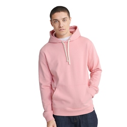 Superdry The Standard Label Hoody - Grey Pink