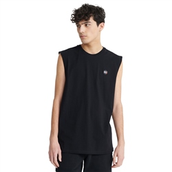 Superdry Collective Oversized Vest - Black