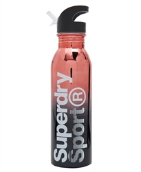 Superdry Super Steel Bottle - Coral Ombre