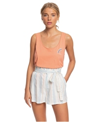 Roxy Morro Bay Shorts - White & Blue